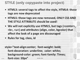 PHP+SQL 0. HTML Introduction HTML Rendering HTML Tags CSS, JS ...