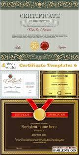 diplom Портал графики и дизайна векторный и растровый клипарт  Шаблоны для сертификатов и дипломов векторный клипарт certificate template