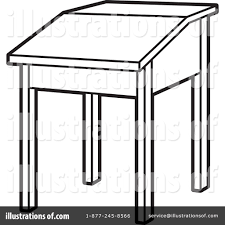 desk clipart black and white. Wonderful Black With Desk Clipart Black And White D