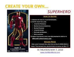Characteristics Of A Superhero Iron Man The Movie Images Iron Man 2 Superhero Contest Hd Wallpaper
