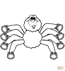 Small Picture Spiders coloring pages Free Coloring Pages