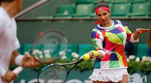 i have conveyed my decision on the rio olympics issue to aita   s sania mirza right and s ivan dodic return the ball in the final