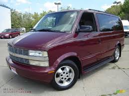 2003 Chevrolet Astro – pictures, information and specs - Auto ...