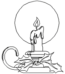 Small Picture Coloring Pages Candlestick Google Twit Candlestick Coloring Page
