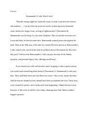 fall of rome dbq kierstyn cornwell kierstyn primary reasons  3 pages code of hammurabi dbq kierstyn cornwell