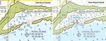 Jeppesen Bahamas Explorer Raster Chart Update Timezero Blog