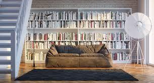 The Benefits Of Custom Bookshelves In The Living Room Kitchen Unique Bookshelves Living Room Model