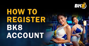 How to Register BK8 Account   BK8 Global
