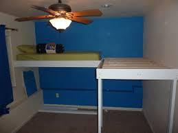 diy high sleeper bed plans ideas