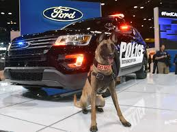 new car 2016 thaiNew Ford Police Interceptor Debuts at Chicago Auto Show Sets Its