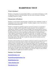 Pdf Hardness Test What Is Hardness Abdullah Rushdi