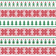 christmas sweater pattern background green. Delighful Sweater Christmas Sweater Pattern Vector 11 Inside Background Green A