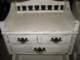 distressed antique furniture. Gallery Of Charming Distressed Antique White Nightstand M22 For Your Home  Design Furniture Decorating With