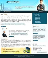Examples Of Company Newsletters 10 Business Newsletter Nycasc
