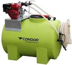 Condor 200 Litre Liquid Mixing And Dispensing System Honda