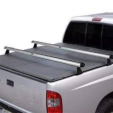 Amazon.com : Kiussi Adjustable Aluminum Pick-Up Truck Bed Rack Works ...