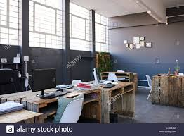 contemporary office space. Simple Space Interior Of A Contemporary Office Space Without Staff Inside Contemporary Office Space E