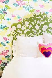 Butterfly Wallpaper View Full Size. Amazing Big Girlu0027s Bedroom ...