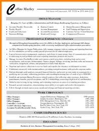 8+ office manager resume objective | informal letters