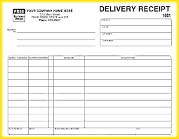 Excel Delivery Product Delivery Note Template Sample Templates Doc Excel