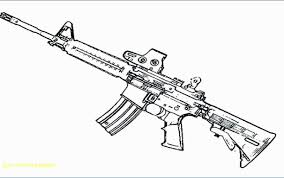 Nerf Coloring Pages Stirring Retaliator Template This Means War