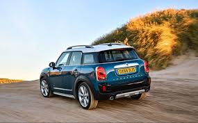 The Dom Joly review: Mini Countryman Cooper SD