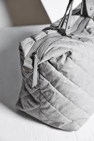 Lyst - Bdg Quilted Weekender Bag in Gray & Gallery Adamdwight.com