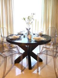 round wooden dining tables grey granite top under cabinet range hood shapely dining chairs round dining
