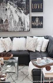 Leather Couch Decorating Living Room 17 Best Ideas About Leather Couch Decorating On Pinterest