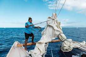 Charting A Course Sailing Charting A Course For Change Okeanos Foundation For The Sea