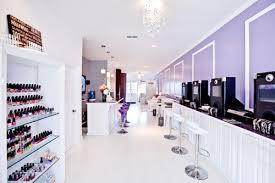 Nail Salon Design Ideas Pictures a