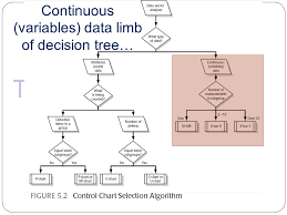 Control Chart Selection Decision Tree Statistical Thinking And Analysis Deming Theory Of