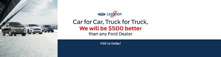 Lebanon Ford   New 2019 Ford Sales, Service & Financing in Lebanon, NH