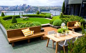 rooftop furniture. Furniture : Remarkable Roof Terrace Rooftop Idea Home L