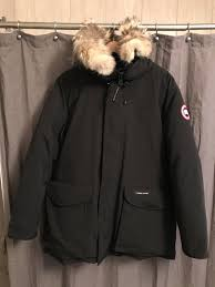 Canada Goose Ontario Parka- Black Large 1 of 8 See More