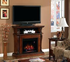 fireplace entertainment electric center with speakers enterprise in black 26mms9626 nb157