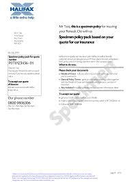 car insurance documents sample car insurance quote document sample car insurance documents sample car insurance quote 4