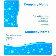 microsoft business card business card word template free microsoft inspirationa fortable ms