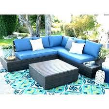 outdoor wicker furniture clearance sears 3 piece sofa couches cleara garden outdoor sofa clearance