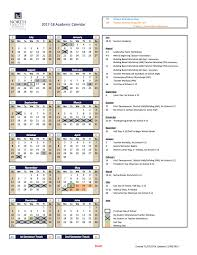 two year calender draft calendars 2017 18 2018 19 survey