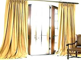 curtain rod wood rods wooden rustic french rings white cu 3 inch