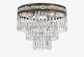 white modern crystal chandelier white crystal metal chandelier png image and clipart