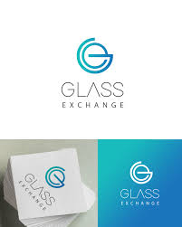Design By Exchange Logo Design For Glass Exchange By K L S Chatterjee 2
