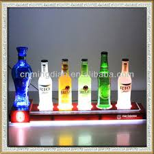 Bar Bottle Display Stand