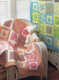 Hopscotch Quilt Pattern Pieced/Applique MH   Baby Quilts ... & Hopscotch Quilt Pattern Pieced/Applique MH Adamdwight.com