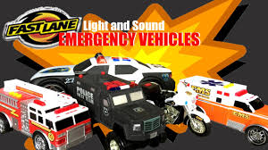 Fast Lane Light And Sound Police Motorcycle Toy Cars Emergency Vehicles Lights And Sounds Superxaviertoys