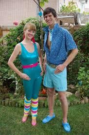Groß Barbie And Ken Costume. Bryan Please, Please, Please!