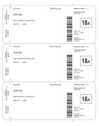 Basic Invitation Template Boarding Pass Invitation Save The Date Template Basic Other