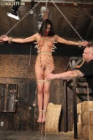 Sexy Nikki Daniels in forced orgasm Bondage. Pichunter