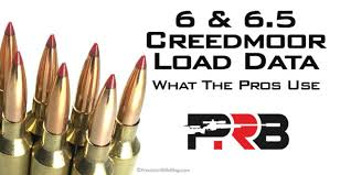 6 6 5 Creedmoor Load Data What The Pros Use